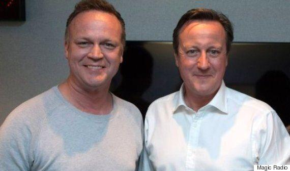David Cameron Picks William Hague, Not Nigel Farage, To Be The Next James