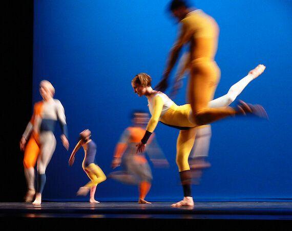 Mikhail Baryshnikov: Dancing