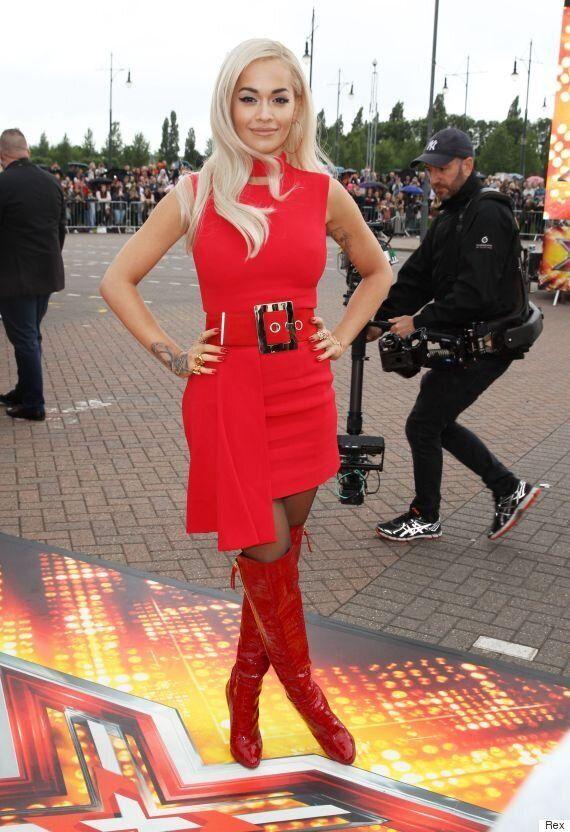 'X Factor': Cheryl Fernandez-Versini, Nick Grimshaw And Rita Ora Kick Off Auditions In Manchester, As...