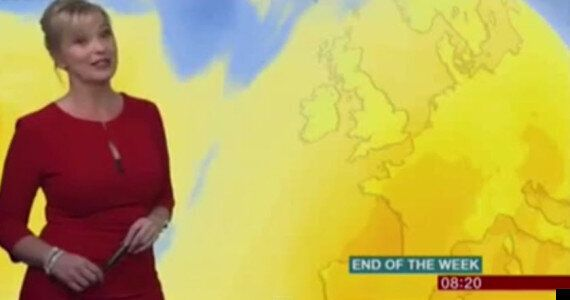 'BBC Breakfast' Host Bill Turnbull Asks Weather Forecaster Carol Kirkwood: 'Are Your Isobars Tightly...