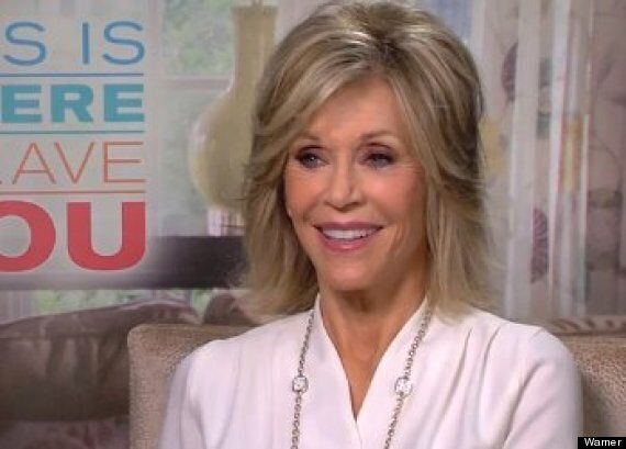 Jane Fonda Discusses Fun Of Having Big Breasts In 'This Is Where I Leave You' In Our Exclusive Interview