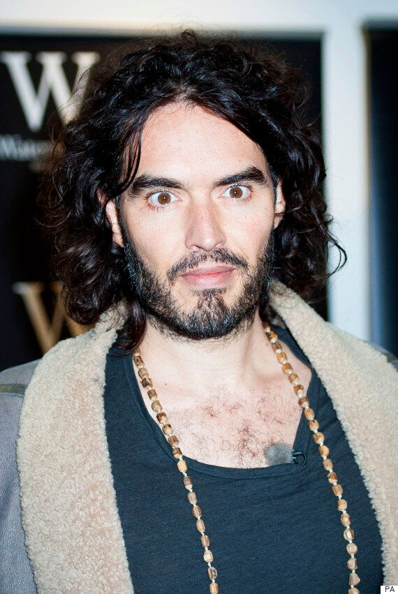 Russell Brand Takes Aim At Obama Administration After 'Emperor's New Clothes'