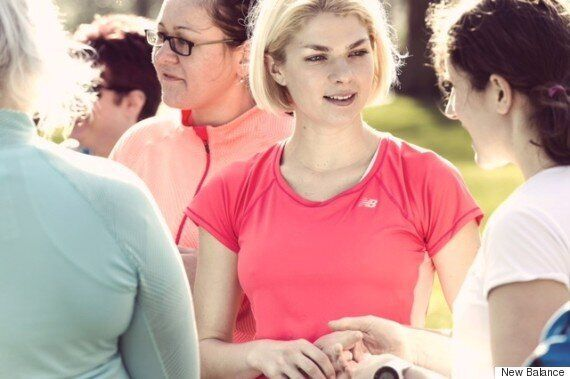 How Running Is Helping Homeless Women Rediscover Their Confidence - And Politicians Should Take