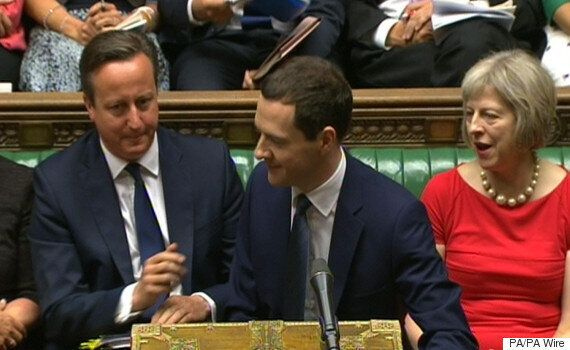 Budget 2015: George Osborne Forces Brunt Of Cuts On