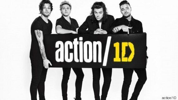 One Direction Launch Action/1D Campaign To End Poverty, Inequality And Global