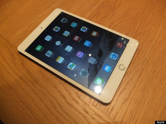Apple iPad Mini 3 Hands-On Preview And Pictures: More Of The (Brilliant)