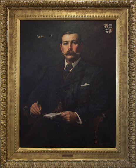 Sherlock-Topia at Museum of