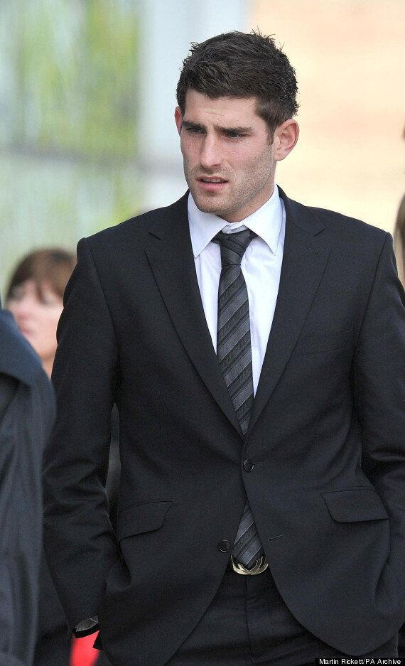 Ched Evans Freed From Prison After Serving Rape Sentence