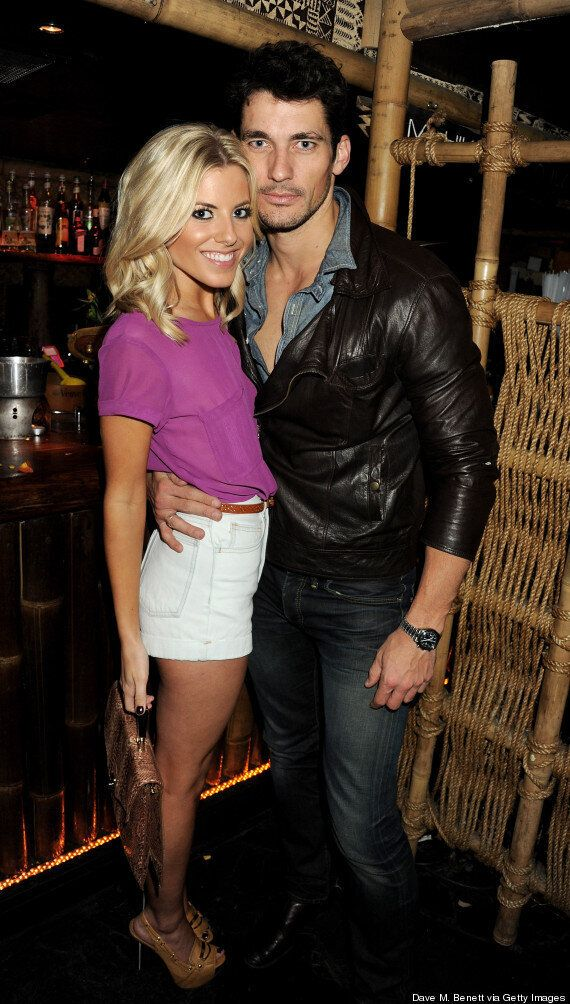 David Gandy And Mollie King ARE Back Together! Male Model Confirms Relationship With The Saturdays