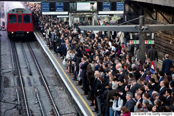 Tube Strike London 2015: Commuters Mired In London Travel Chaos