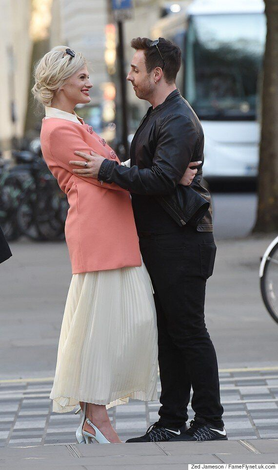 'X Factor' Stars Chloe Jasmine And Stevi Ritchie Are Definitely A Couple