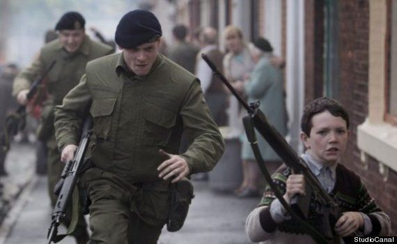 '71' Film With Jack O'Connell Shows An Apocalyptic World On Our Back Doorstep, Says Writer Gregory
