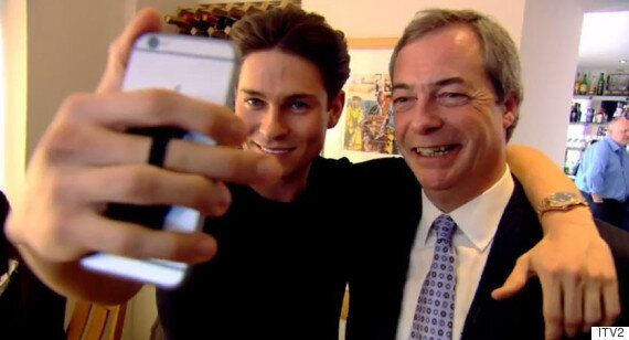 'Educating Joey Essex: General Election, What Are You Saying?!' Trailer: Star Joined By Nigel Farage,...