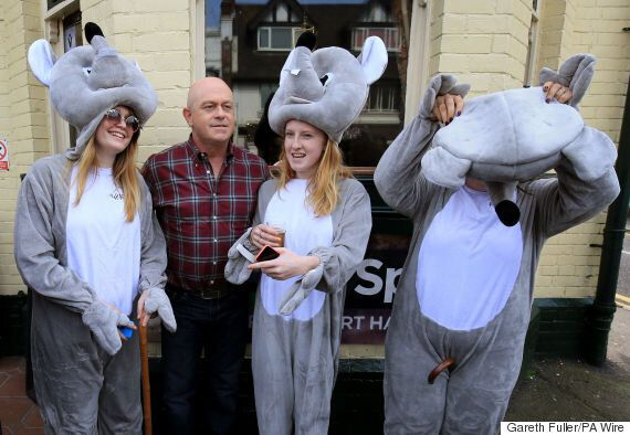 Ross Kemp In Thanet To Witness Life On The Frontline In The Fight Against