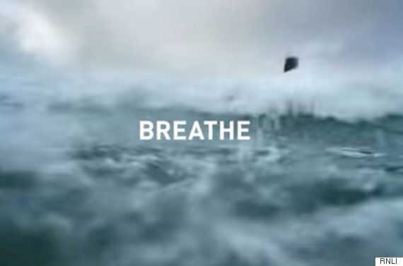 What Is It Like To Drown? RNLI Releases Terrifying Videos About Safety In The