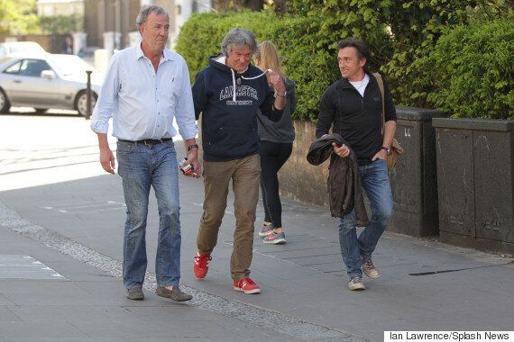 'Top Gear': Richard Hammond NOT Returning As He's 'Standing By His Mates', Jeremy Clarkson And James