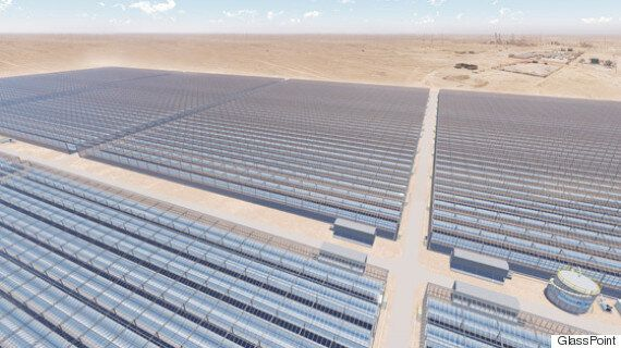 World's Largest Solar Plant To Be Used For Extracting