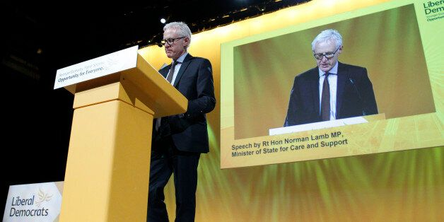 The Liberal Democrats Are on a Mission to End Discrimination Against Mental