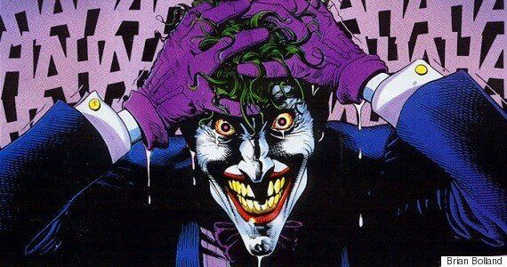 Jared Leto's The Joker Picture Tweeted Ahead Of 'Suicide Squad'