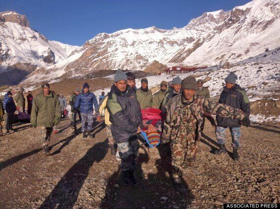 Himalayan Mountaineering Disaster Survivor Recalls Escape As Death Toll Hits