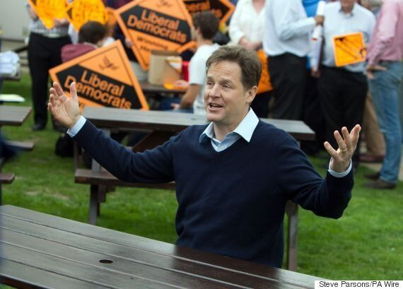Nick Clegg Rules Out SNP Or Ukip Coalition In Case Of Hung Parliament After General Election