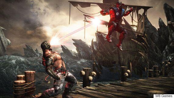 Mortal Kombat X Review: Video