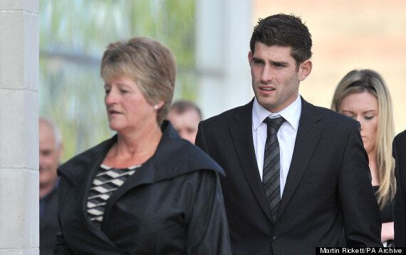 Nicola McLean Tweets Rapist Ched Evans' Mother After Former Footballer Is Released From
