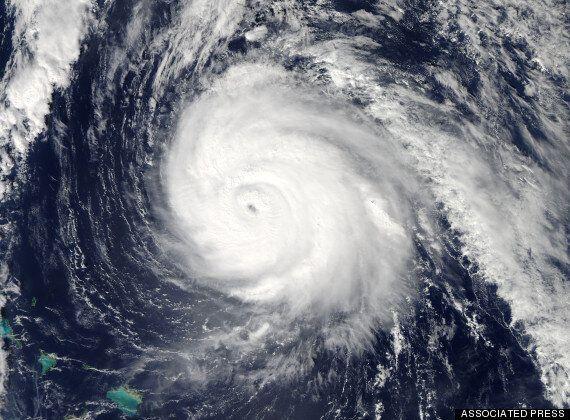Hurricane Gonzalo Puts UK On High Alert For Massive Atlantic Storm