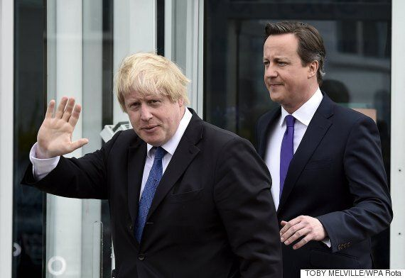 David Cameron Refuses To Rule Out Boris Johnson As Conservative Leader After General Election