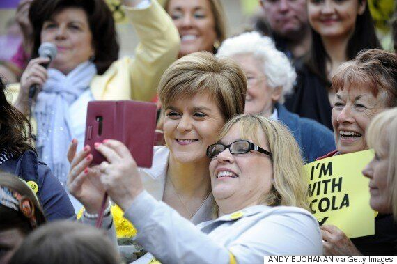 SNP-Backed Labour Government 'Worst Crisis Since Abdication,' Theresa May