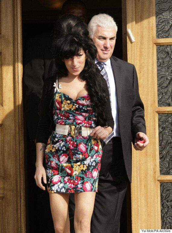 Amy Winehouse Documentary Blasted By Star's Father Mitch Ahead of Cannes Film Festival