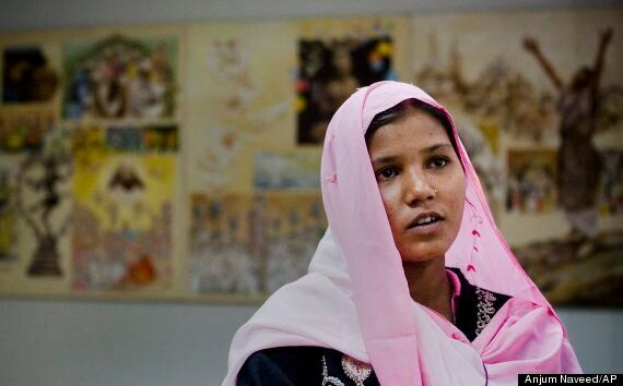 Christian Mother Asia Bibi Sentenced To Hang In Pakistan For 'Insulting