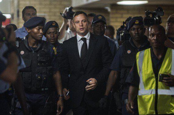 Oscar Pistorius Trial: Live Footage Of Judge Sentencing Athlete For Manslaughter Of Reeva
