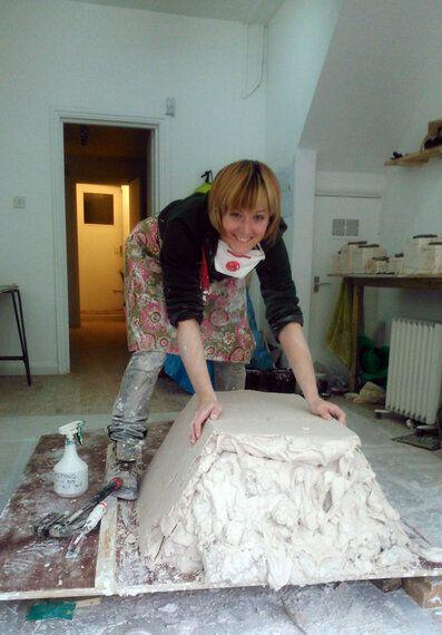 Eva Masterman Studio: Residency and