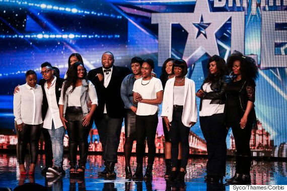 'Britain's Got Talent' Pulls In 11.9 Million Viewers, Making It The Highest-Rated Show Of