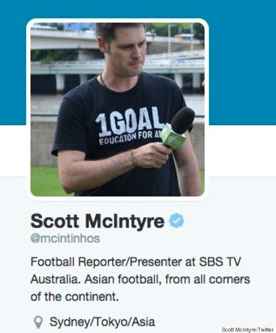 SBS Presenter Scott McIntyre Fired For 'Despicable' Anzac Day