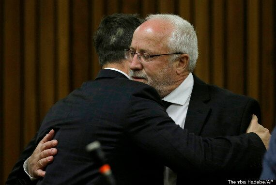 Oscar Pistorius Sentenced To 5 Years In Jail For Manslaughter Of Reeva