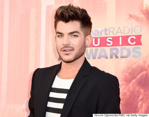 Adam Lambert Talks Gay Male Celebrities Who Are Still In The Closet: 'I've Been With A Few Of