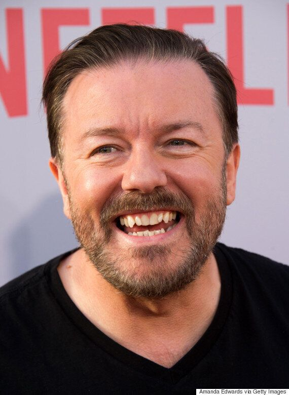 Ricky Gervais Speaks Out Against Repealing Fox Hunting Ban In Brutal Jibe At 'Posh