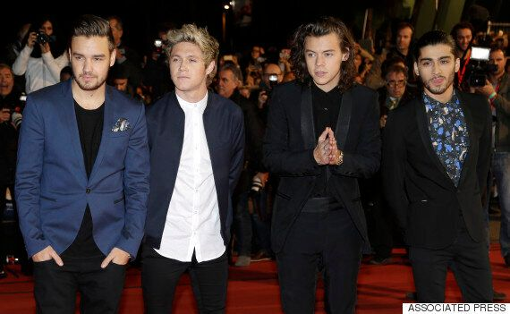 One Direction Are Still Together, Just Not In Our Universe Says Stephen