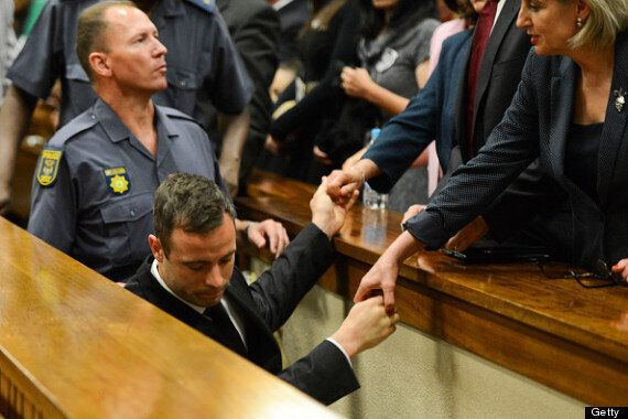 Oscar Pistorius Sentence Sets Off #nojustice Social Media