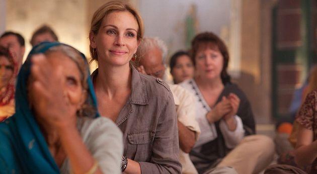 Liz (Julia Roberts) em cena de