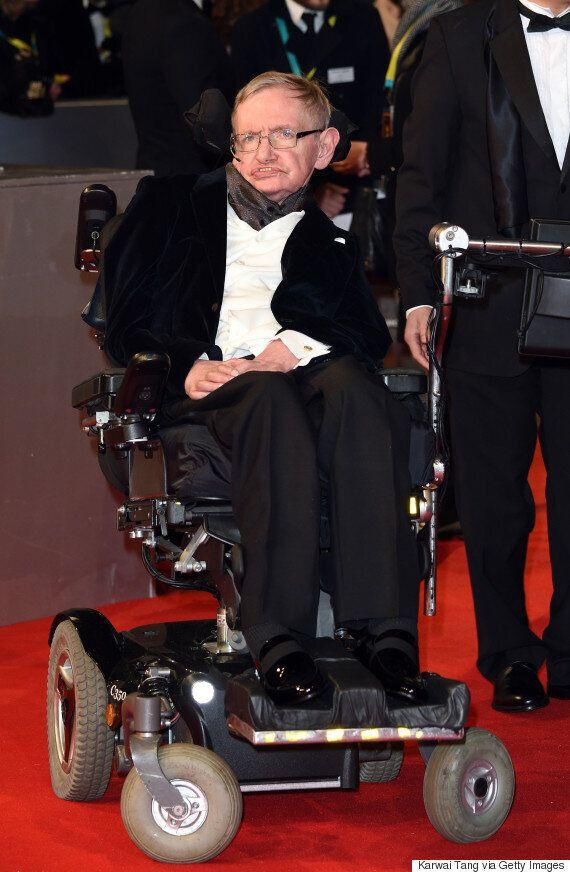 Professor Stephen Hawking Offers One Direction Fans Unlikely Comfort Over Zayn Malik's Shock