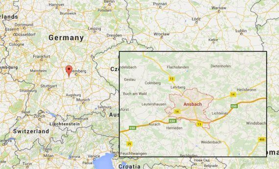 Germany Shooting In Ansbach Leaves Two