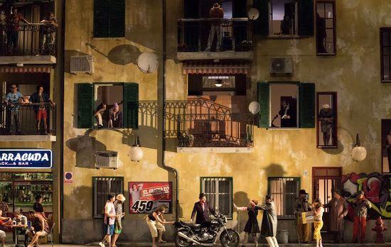 The Barber of Seville at L'Opera