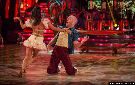 Jake Wood: ''Strictly Come Dancing' Means My Kids Can Finally Watch Me On TV, Because I Won't Let Them...