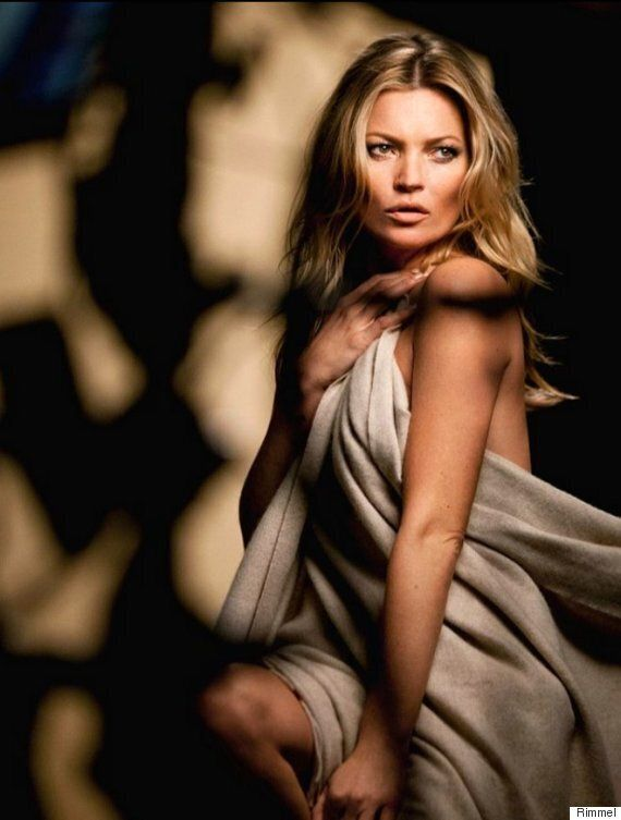 Kate Moss Is Giving Up Naked Photoshoots To Avoid Embarrassing Her Daughter Lila