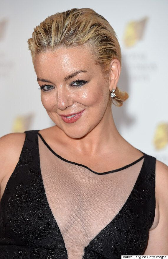 Sheridan Smith Launches Twitter Tirade After She's Hurt By 'Idiot Boy', But Insists It's Not Boyfriend...