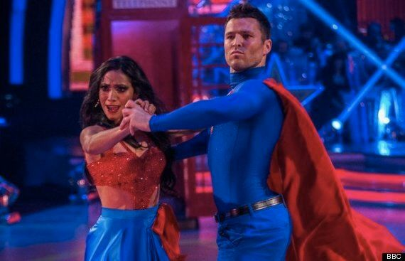 Good News And Bad News For 'Strictly Come Dancing' Contestant Mark Wright, Going Into Week
