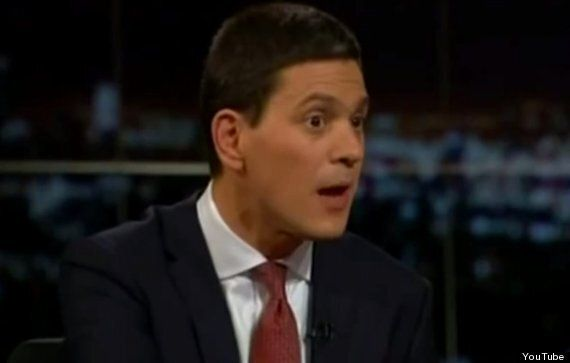 Bill Maher And David Miliband Go Head-To-Head On Sharia